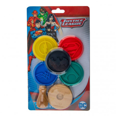 Tampons Justice League pour biscuits Logos Cinereplicas HPE60330