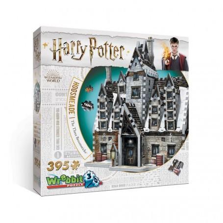 Harry Potter Puzzle 3D Les trois balais (Pré au Lard)