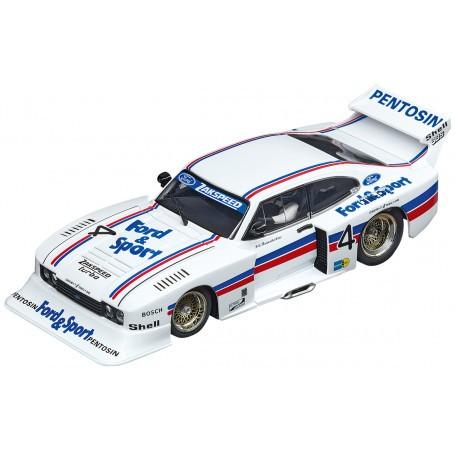 """Ford Capri Zakspeed Turbo """"Lili Reisenbichler, No.4"""" Carrera CAR-20027628"""