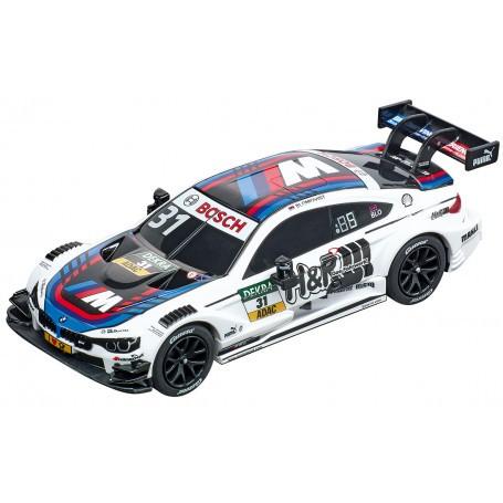"BMW M4 DTM ""T. Blomqvist, n ° 31"" Carrera CAR-20064108"