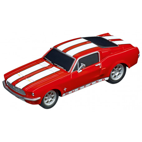 Ford Mustang '67 - Race Red Carrera CAR-20064120