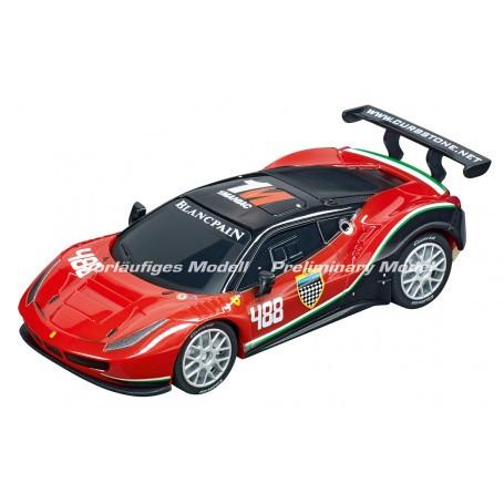 """Ferrari 488 GT3 """"AF Corse, n ° 488"""" Carrera CAR-20064136"""