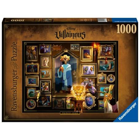 Puzzle 1000 p - Prince Jean (Collection Disney Villainous)