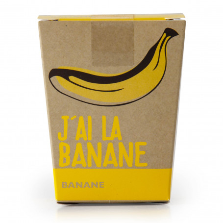 Kit message J'ai la banane - Bananier Radis et Capucine RAD-29593