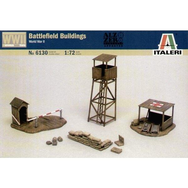 Bâtiments de champ de bataille