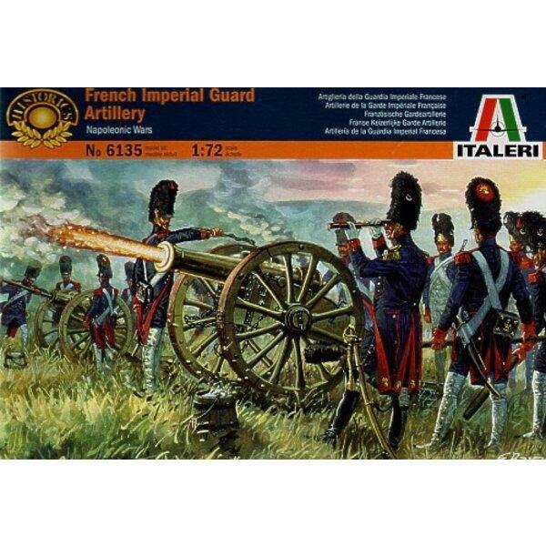 Artillería de la Guardia Imperial francesa