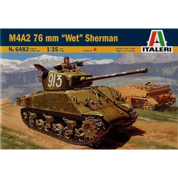 M4A2 6mm 'Wet' Sherman