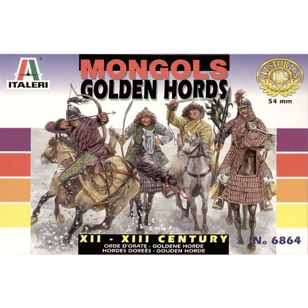 Horde d'or Mongole