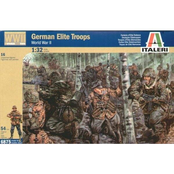 WWII German Elite Troops