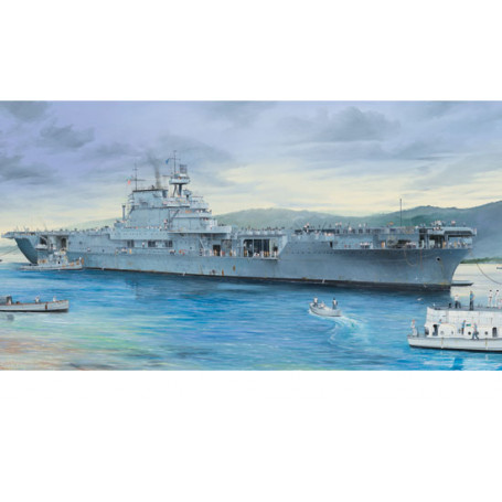 USS Enterprise CV-6