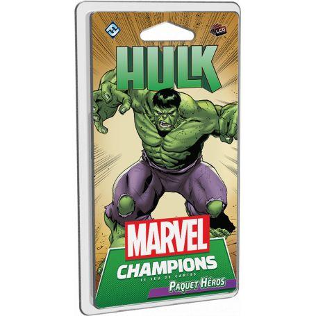 Marvel Champions : Hulk (Héros) Fantasy Flight Games AS-FFGMC09