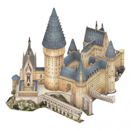 Harry Potter puzzle 3D Grande Salle (187 pièces) CUBIC FUN CUFU00300