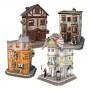 Harry Potter puzzle 3D set Chemin de Traverse (273 pièces) CUBIC FUN CUFU00304