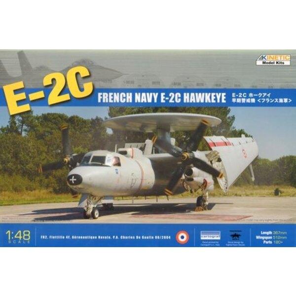 Grumman E-2C Hawkeye. Décalques Armée de l'air française