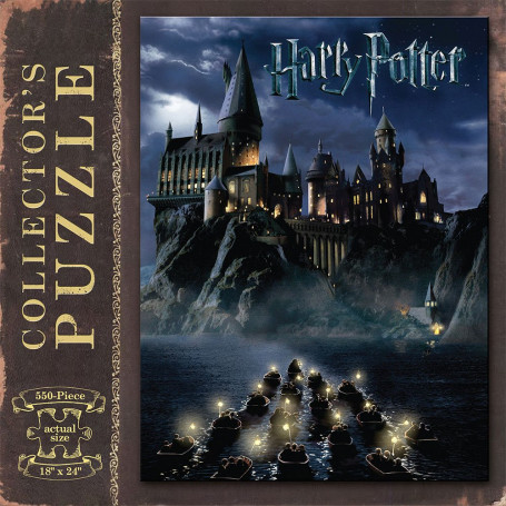 Harry Potter puzzle Collector World of Harry Potter (550 pièces) USAopoly USAPZ010-430