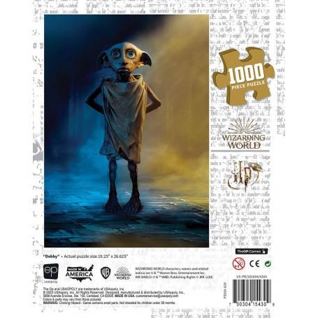 Harry Potter puzzle Dobby (1000 pièces) USAopoly USAPZ010-629