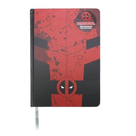 Marvel: Cahier A5 Deadpool Half Moon Bay HMBNBA5MV14