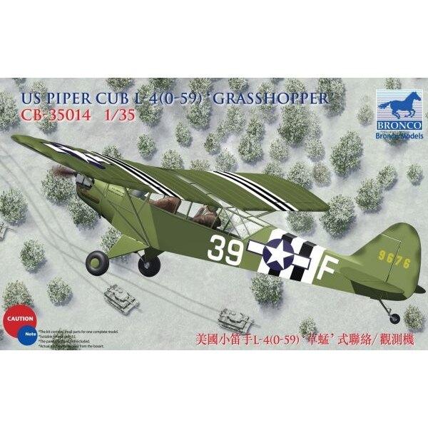Piper L-4H Cub 'Grasshopper'