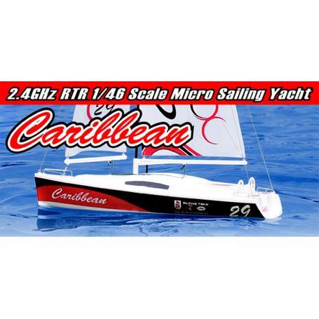 Caribbeam Sailboat RTS V2