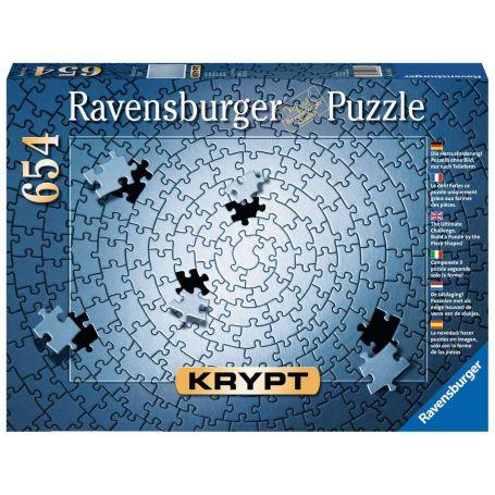 Krypt puzzle 654 p - Silver
