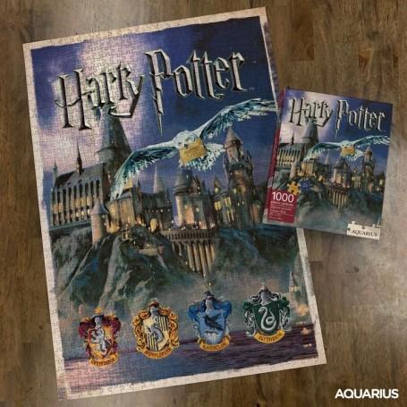 Harry Potter puzzle Poudlard (1000 pièces) Aquarius NMR65252