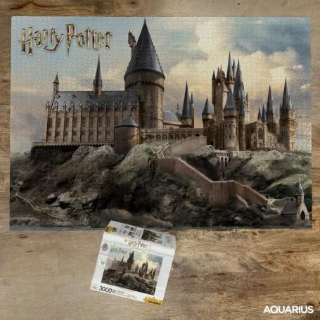 Harry Potter puzzle Poudlard (3000 pièces) Aquarius NMR68510