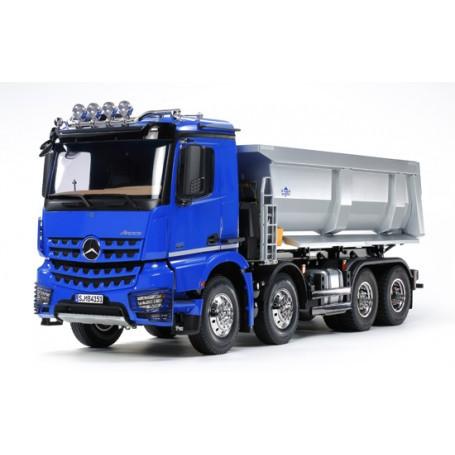 M-B Arocs 4151 8x4 Benne Tamiya 56366