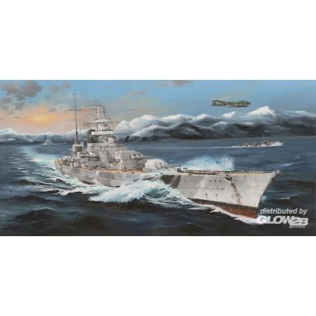Cuirassé allemand Scharnhorst Trumpeter 9363715