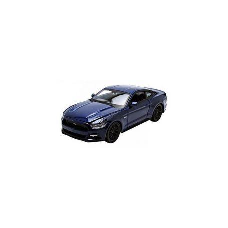 FORD MUSTANG GT 2015 BLEUE Maisto MAISTO31508BL