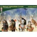 commandants romains à cheval