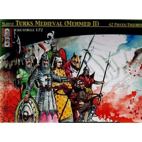 Turcs médiévaux (les ennemis de Vlad Tzepes)