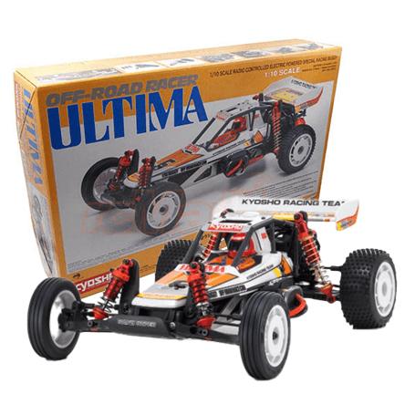 ULTIMA 1/10 2WD KIT LEGENDARY SERIES