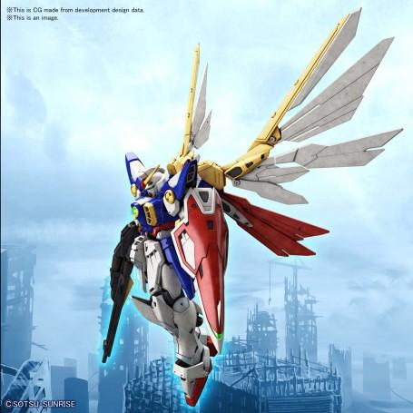 Gundam Gunpla RG 1/144 35 Wing Gundam
