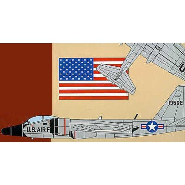 General Dynamics Martin RB-57F