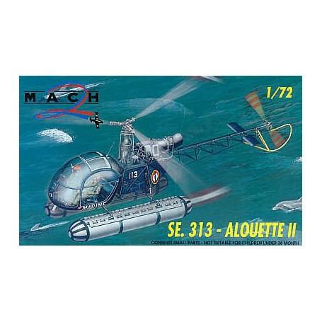 SE.313 Alouette II