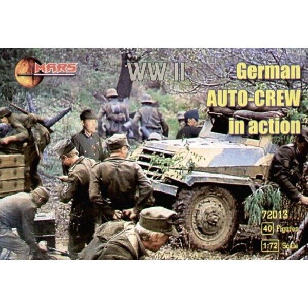 Mécanicien auto allemand de la 2ème GM