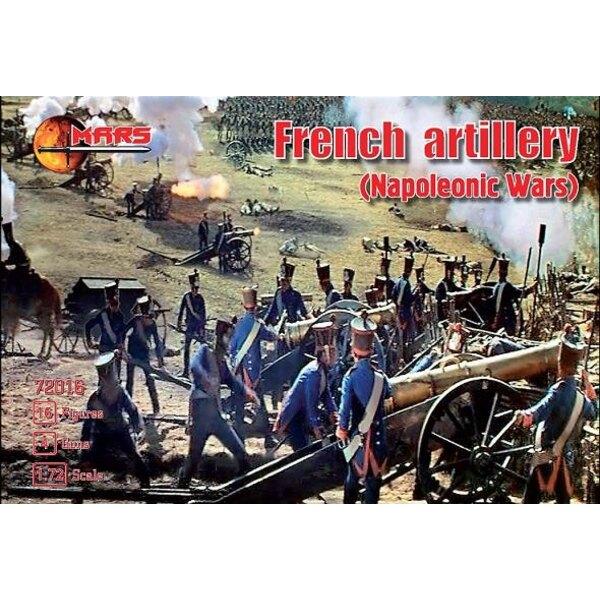 Artillerie française guerres Napoléoniennes