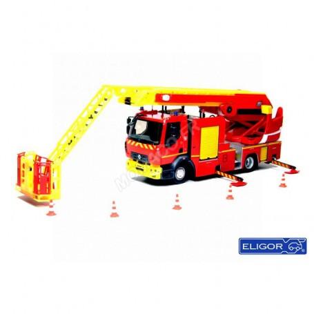 RENAULT D16 RIFFAUD GIMAEX EPC 33 PRX-B ECHELLE JAUNE Eligor ELIGOR116643