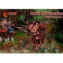 mercenaires écossais guerre de trente ans (48 figurines)