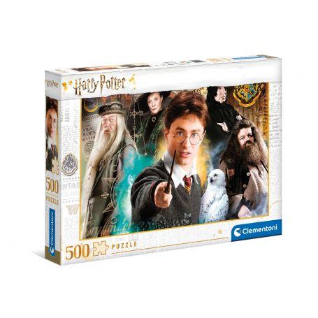 Puzzle Harry Potter - 500 pièces