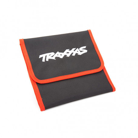 TROUSSE A OUTILS ROUGE TRAXXAS 8725