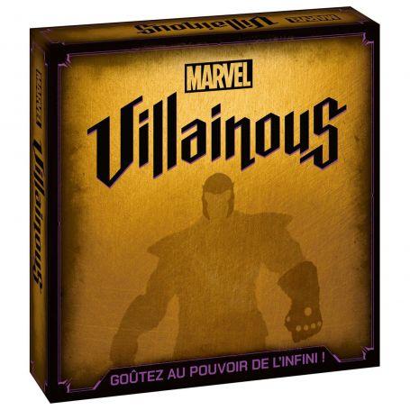 Villainous Marvel Ravensburger IEL-269839