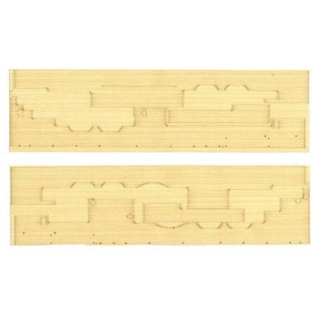 Kit super-détaillage TITANIC 95T03719 Trumpeter 95TI66600