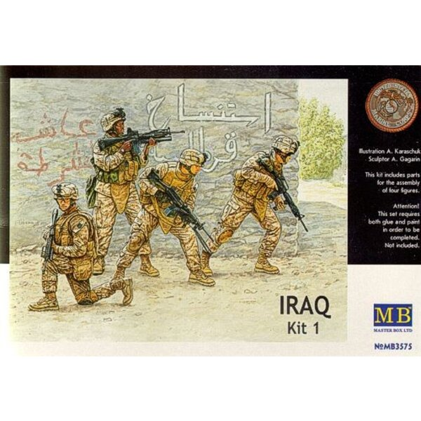 US Marines - Iraq Set 1
