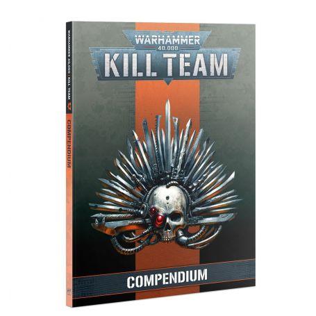 KILL TEAM: COMPENDIUM (FRANCAIS) Games Workshop 01040199145