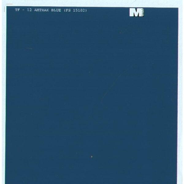 Film à découper bleu moyen - le film peut être peint