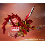 SD Gundam statuette PVC Superior Dragon Knight of Light 9 cm Banpresto BANPBP17598P