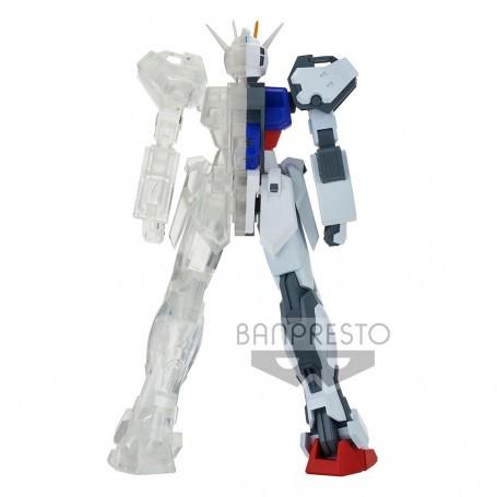 Mobile Suit Gundam Seed statuette Internal Structure GAT-X105 Strike Gundam Ver. A 14 cm Banpresto BANPBP18062P