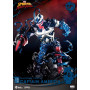 Marvel Comics diorama PVC D-Stage Maximum Venom Captain America Special Edition 16 cm Beast Kingdom Toys BKDDS-065SP