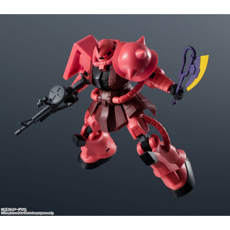 Mobile Suit Gundam figurine Gundam Universe MS-06S Char's Zaku II 15 cm Bandai BTN61271-7